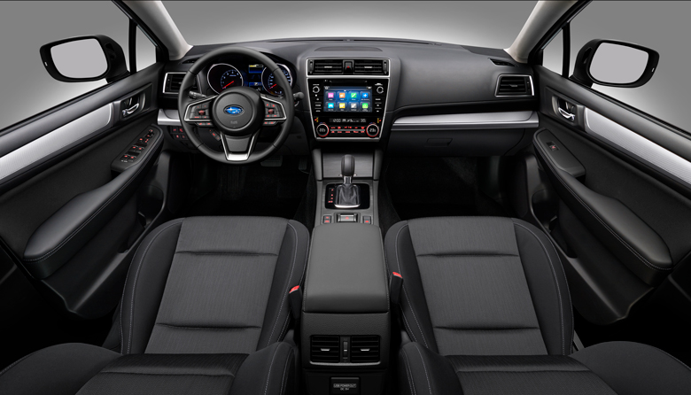 2018 Outback Active, Comfort