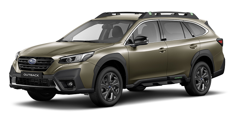 2021 Outback Exclusive Cross