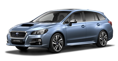 EyeSight a Levorg-ban